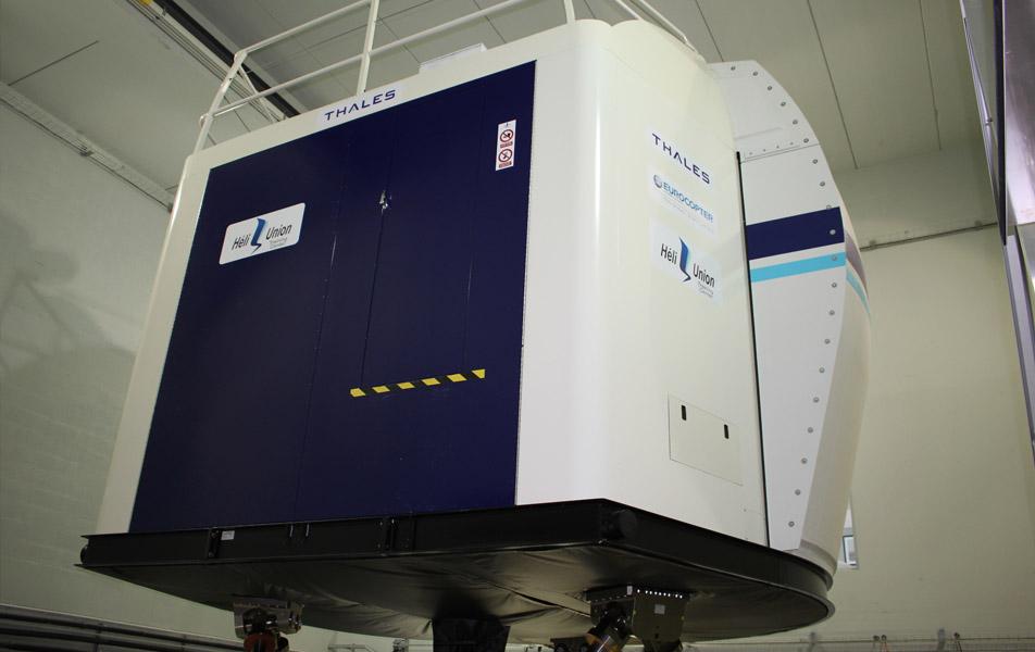 simulateur FTD